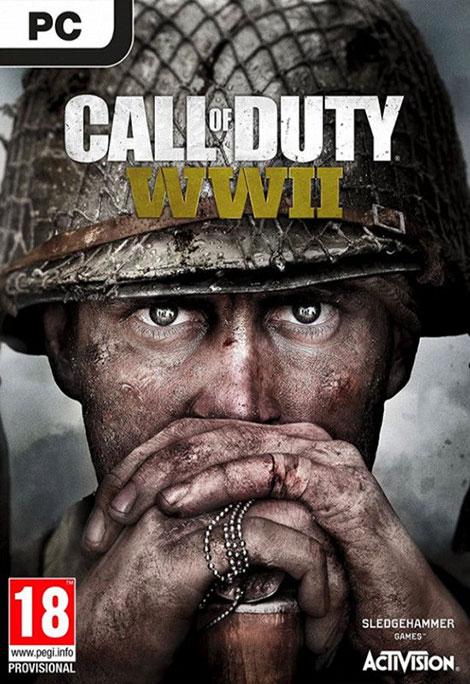 دانلود بازی ندای وظیفه: جنگ جهانی دوم Call of Duty WWII-RELOADED