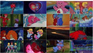 دانلود انیمیشن خرس های مهربان Care Bears Movie II: A New Generation 1988