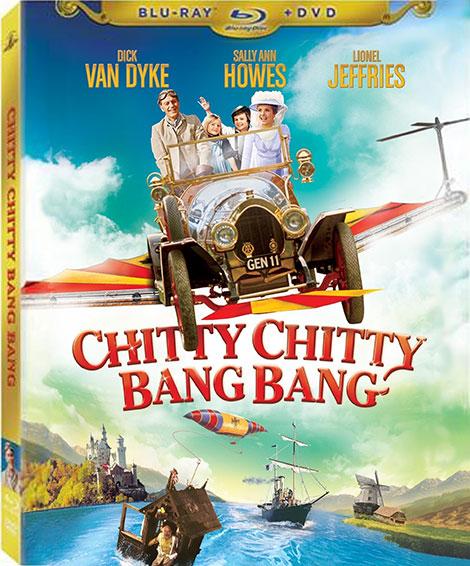 دانلود دوبله فارسی فیلم چیتی چیتی بنگ بنگ Chitty Chitty Bang Bang 1968