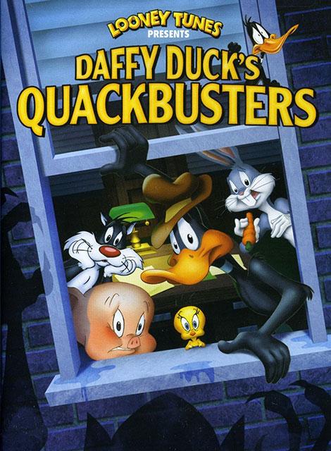 دانلود انیمیشن اردک دافی Daffy Duck's Quackbusters 1988