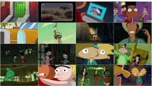 دانلود انیمیشن هی آرنولد فیلم جنگل Hey Arnold The Jungle Movie 2017