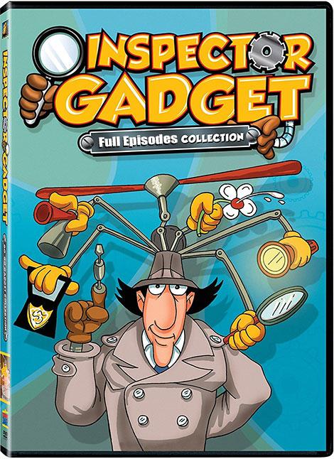 دانلود کامل کارتون کاراگاه گجت Inspector Gadget 1983-1986, دوبله فارسی انیمیشن کاراگاه گجت, دانلود رایگان کارتون کاراگاه گجت با دوبله فارسی, کاراگاه گجت