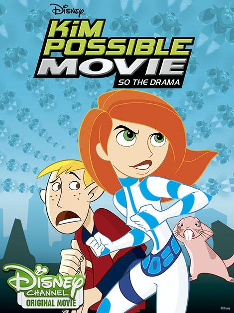 دانلود انیمیشن Kim Possible Movie: So the Drama 2005