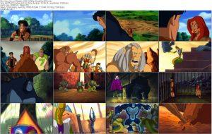 دانلود انیمیشن کونگ: پادشاه آتلانتیس Kong: King of Atlantis 2005