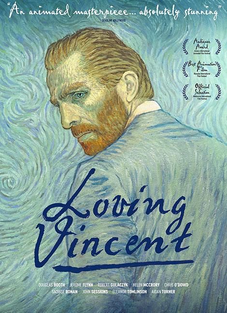 دانلود انیمیشن دوستدار تو ونسان Loving Vincent 2017