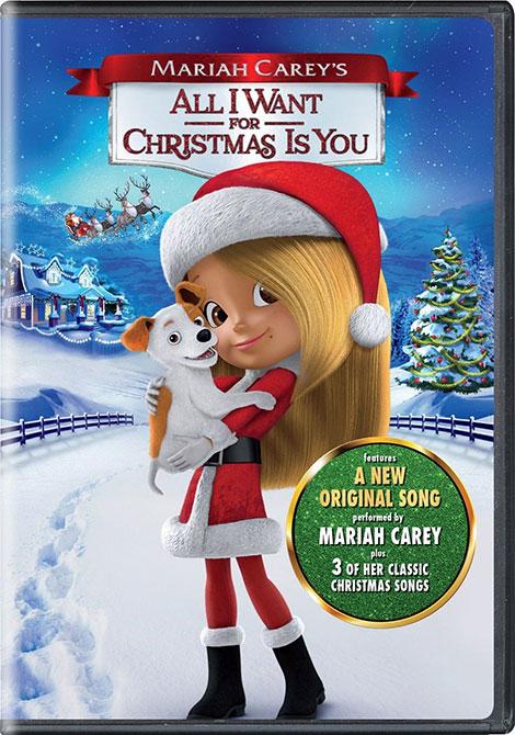 دانلود انیمیشن Mariah Carey's All I Want for Christmas Is You 2017