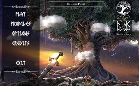 دانلود بازی Saga of the Nine Worlds 2: The Four Stags Collector's Edition