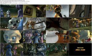 دانلود انیمیشن روح جنگل Spirit of the Forest 2008