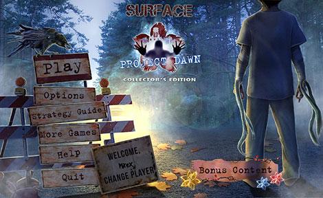 دانلود بازی Surface 12: Project Dawn Collector's Edition