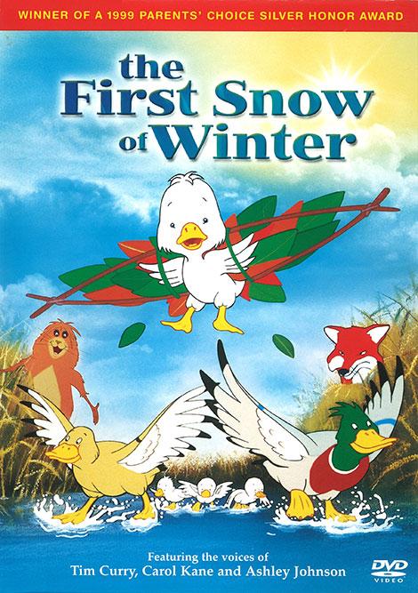 دانلود انیمیشن اولین برف زمستان The First Snow of Winter 1998