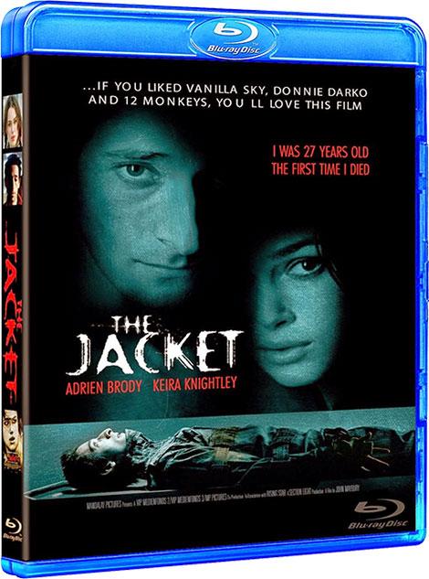 دانلود فیلم جلیقه با دوبله فارسی The Jacket 2005