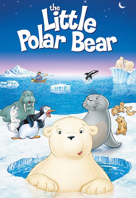دانلود رایگان انیمیشن خرس قطبی کوچولو The Little Polar Bear 2001