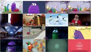 دانلود انیمیشن A StoryBots Christmas 2017