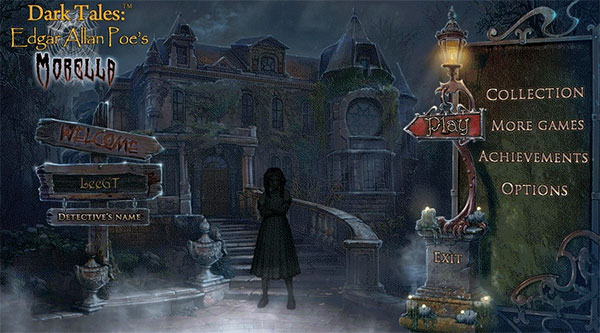 دانلود بازی Dark Tales 12: Edgar Allan Poe's Morella Collector's Edition