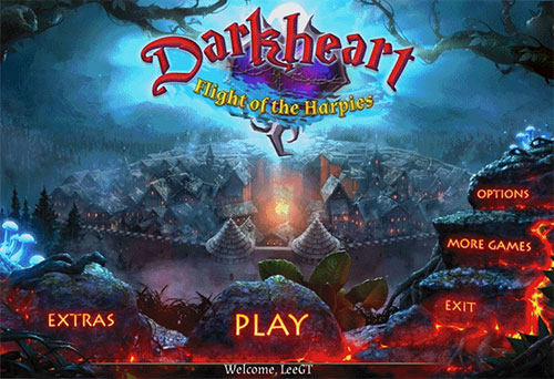 دانلود بازی Darkheart: Flight of The Harpies Collector's Edition