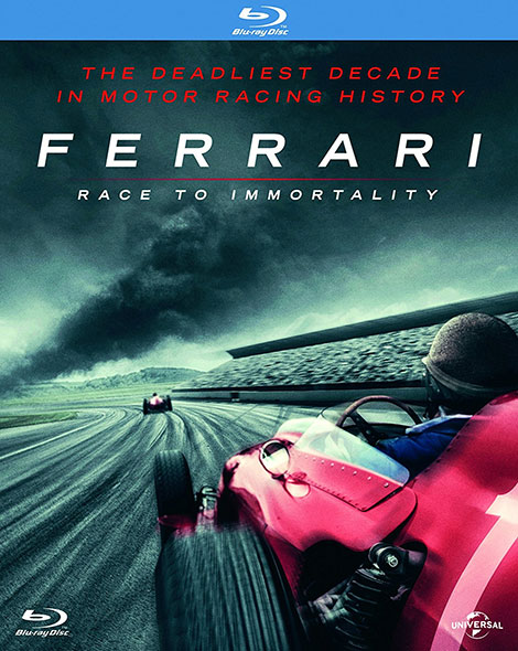 دانلود مستند Ferrari: Race to Immortality 2017