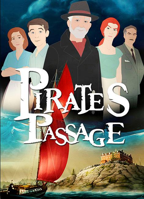 دانلود انیمیشن Pirate's Passage 2015