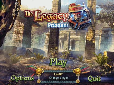 دانلود بازی The Legacy 2: Prisoner Collector's Edition, دانلود رایگان بازی The Legacy 2: Prisoner, دانلود مستقیم بازی The Legacy 2 Prisoner برای کامپویتر PC