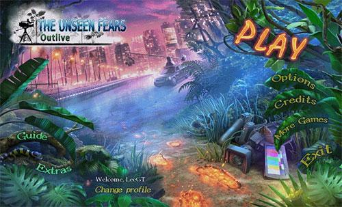 دانلود بازی The Unseen Fears 2: Outlive Collectors Edition