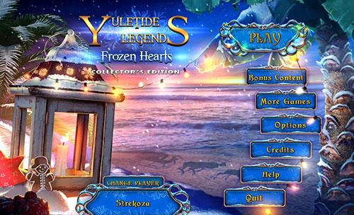 دانلود بازی Yuletide Legends 2: Frozen Hearts Collector's Edition, دانلود رایگان بازی Yuletide Legends 2: Frozen Hearts, قسمت دوم بازی Yuletide Legends 2
