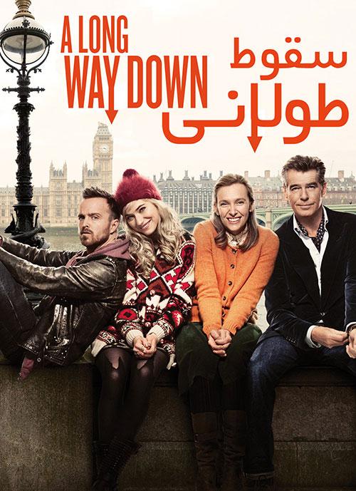 دانلود فیلم سقوط طولانی با دوبله فارسی A Long Way Down 2014