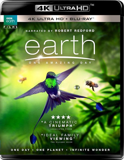 دانلود مستند زمین: یک روز شگفت انگیز Earth: One Amazing Day 2017