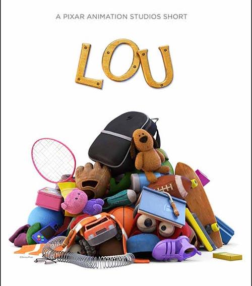 دانلود انیمیشن لو Pixar: LOU 2017
