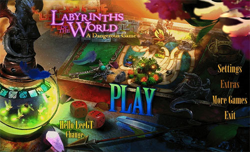 دانلود بازی Labyrinths of the World 7: A Dangerous Game Collector's Edition
