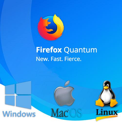 دانلود مرورگر موزیلا فایرفاکس کوانتوم Mozilla Firefox Quantum