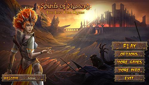 دانلود بازی Spirits of Mystery 10: The Last Fire Queen Collector's Edition
