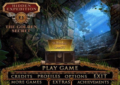 دانلود بازی Hidden Expedition 16: The Golden Secret Collector's Edition