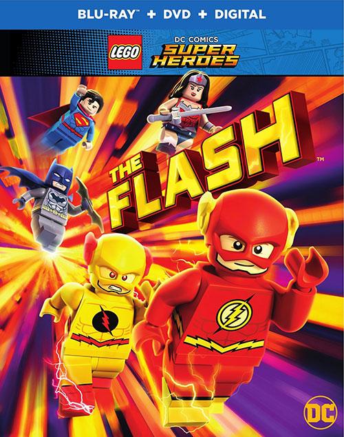 دانلود رایگان انیمیشن Lego DC Comics Super Heroes: The Flash 2018