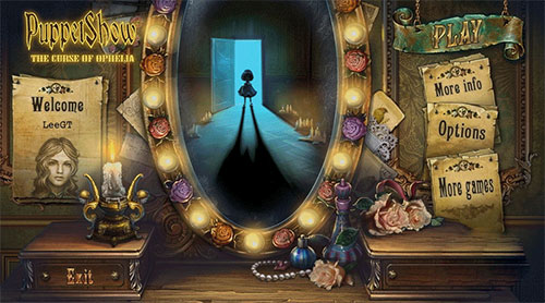 دانلود بازی Puppet Show 13 - The Curse of Ophelia Collectors Edition
