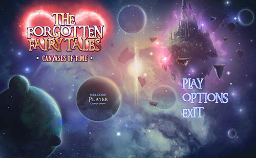 دانلود بازی The Forgotten Fairytales 2: Canvasas of Time Collector's Edition