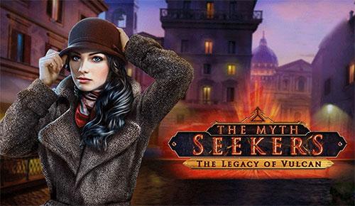 دانلود بازی The Myth Seekers: The Legacy of Vulcan Collector's Edition