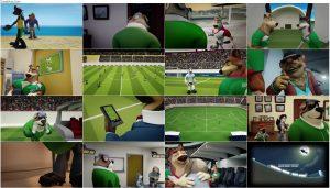 دانلود انیمیشن جام جهانی حیوانات با دوبله فارسی