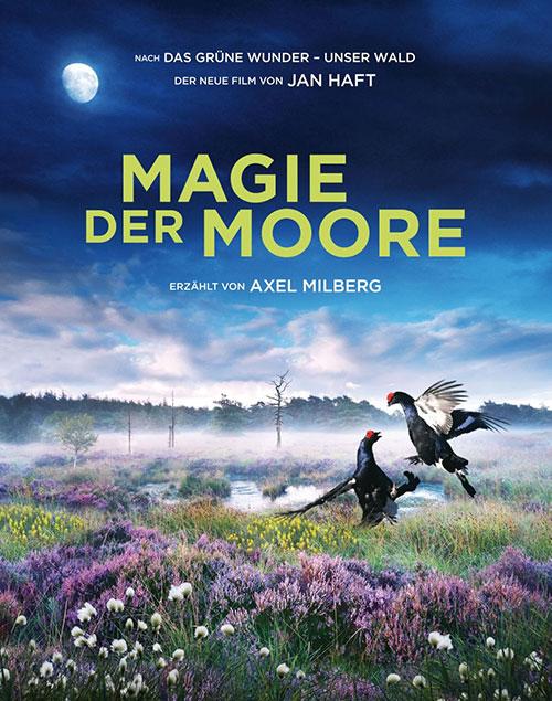 دانلود مستند جادوی مور Magie der Moore 2015