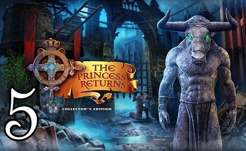 دانلود بازی Royal Detective 5: The Princess Returns Collector's Edition