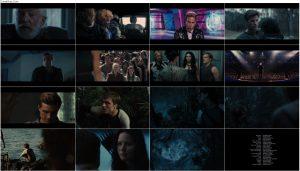 دانلود دوبله فارسی فیلم The Hunger Games: Catching Fire 2013