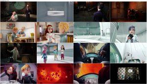 دانلود دوبله فارسی انیمیشن پزشک کوچک The Little Medic 2014