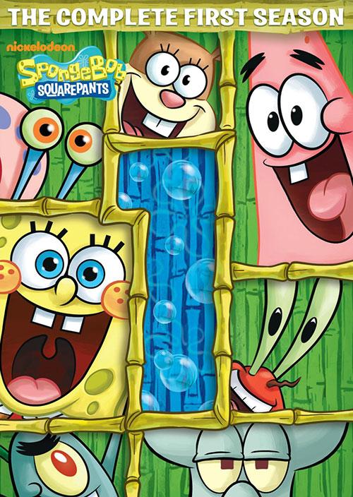 دانلود فصل اول انیمیشن باب اسفنجی Spongebob Squarepants Season 1