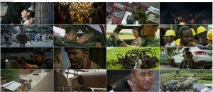 دانلود دوبله فارسی فیلم گرگ مبارز 2 Wolf Warrior 2 2017
