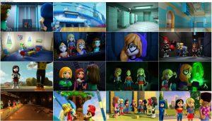 Lego DC Super Hero Girls Super-Villain High 2018