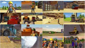 دانلود انیمیشن باب بنا با دوبله فارسی Bob the Builder 1998