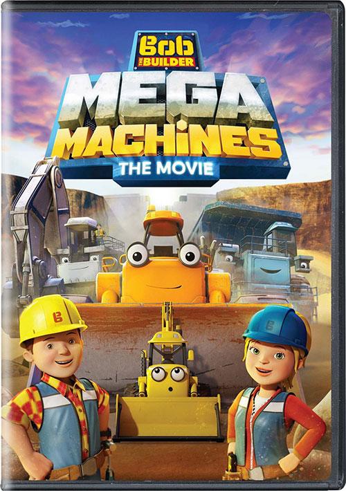 دانلود انیمیشن باب معمار ماشین های عظیم الجثه با دوبله فارسی Bob the Builder: Mega Machines 2017