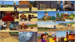 دانلود دوبله فارسی انیمیشن Bob the Builder: Mega Machines 2017