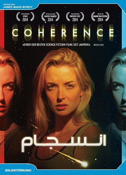 دانلود فیلم انسجام با دوبله فارسی Coherence 2013