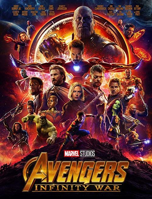 دانلود  فیلم انتقام جویان دوبله فارسی جنگ ابدیت Avengers: Infinity War 2018