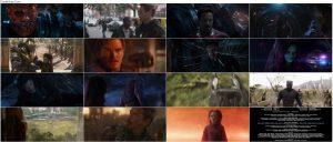 دانلود فیلم انتقام جویان جنگ ابدیت با دوبله فارسی Avengers: Infinity War 2018