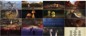 دانلود دوبله فارسی انیمیشن لک لک و غاز Duck Duck Goose 2018